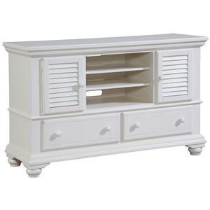Broyhill Furniture Seabrooke Entertainment Console
