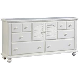 Broyhill Furniture Seabrooke Door Dresser