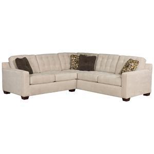 Broyhill Furniture Tribeca Sectional Sofa