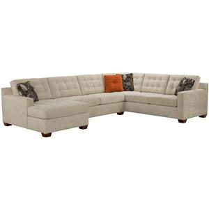 Broyhill Furniture Tribeca Sectional