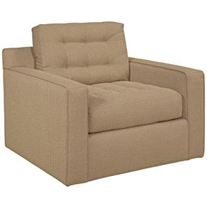 Broyhill Furniture Tribeca Swivel Chair