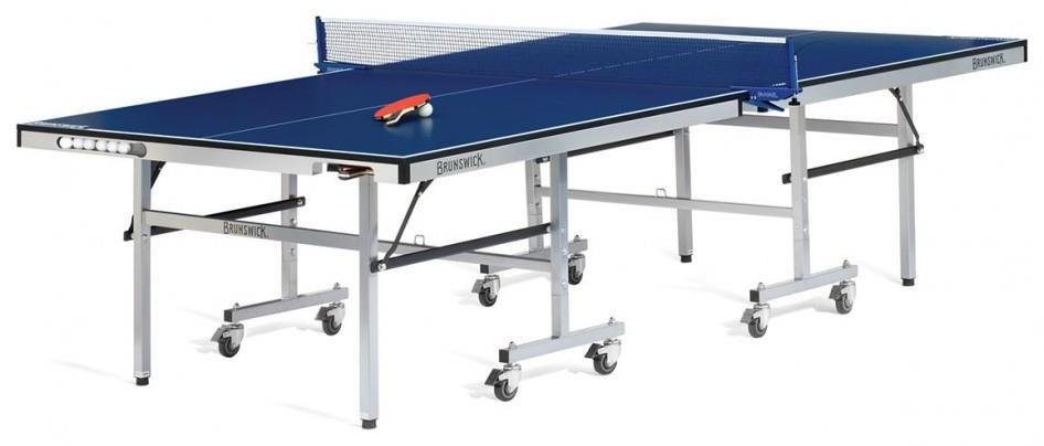 Brunswick 2018 Smash 5.0 Table Tennis Table by Brunswick at Johnny Janosik