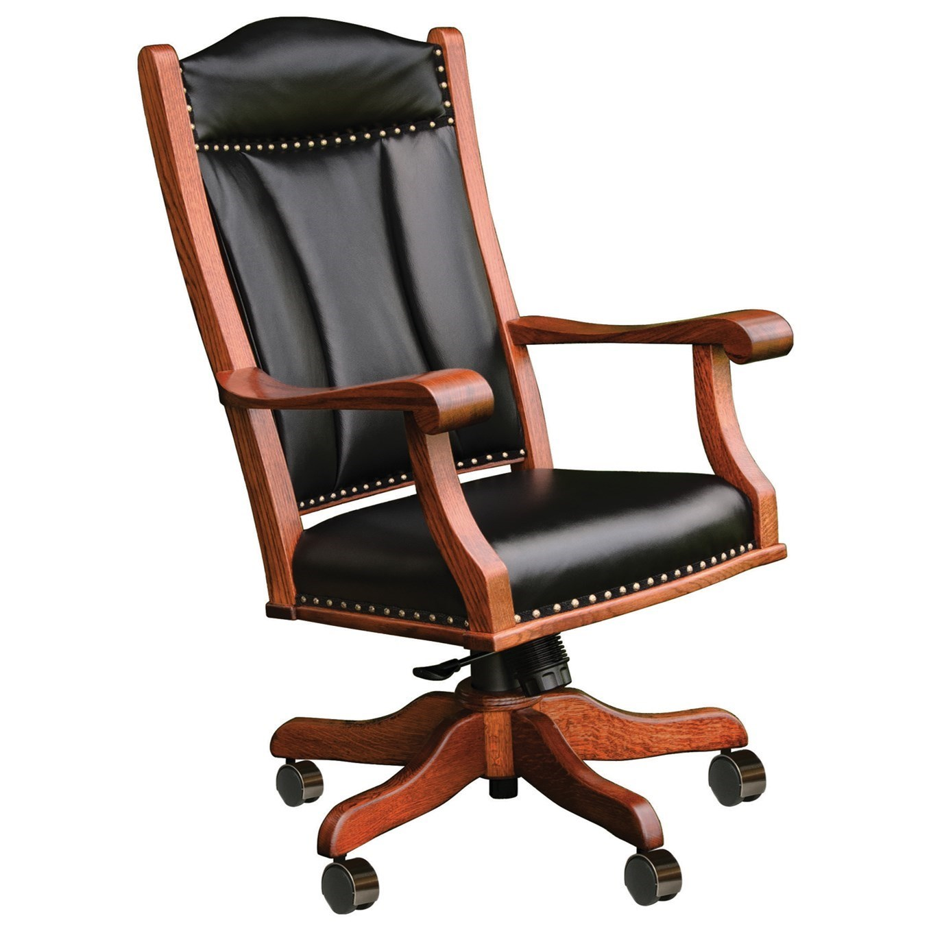 Deck Chairs Office Chair by Buckeye Rockers at Saugerties Furniture Mart