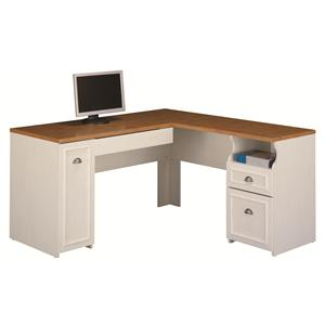 Bush Fairview L-Shaped Desk