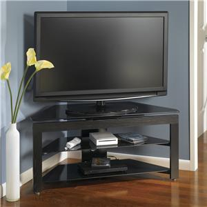 Bush Fulton Swivel TV Stand