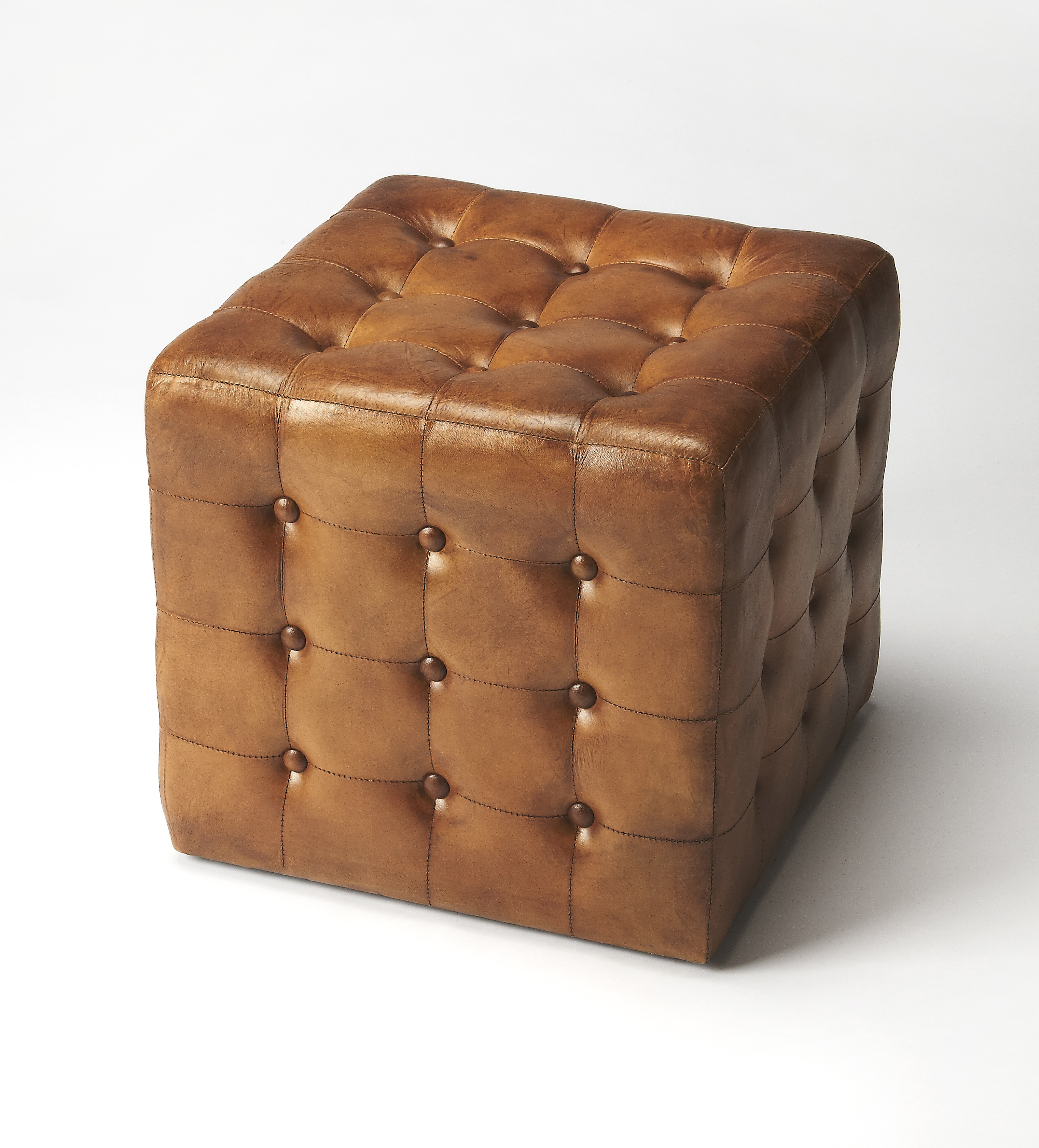 Accent Seating OTTOMAN by Butler Specialty Company at Mueller Furniture