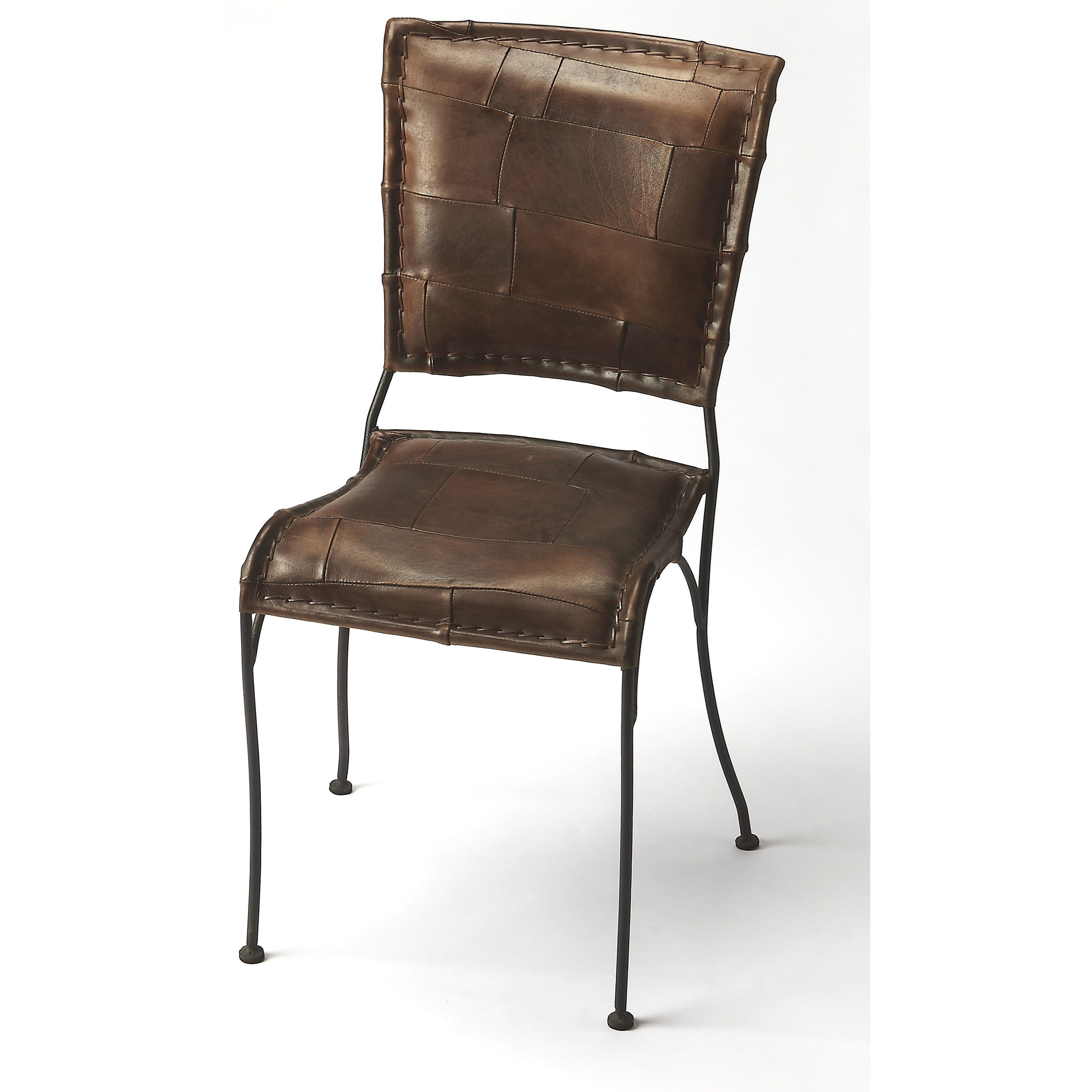 Accent Seating Side Chair by Butler Specialty Company at Mueller Furniture