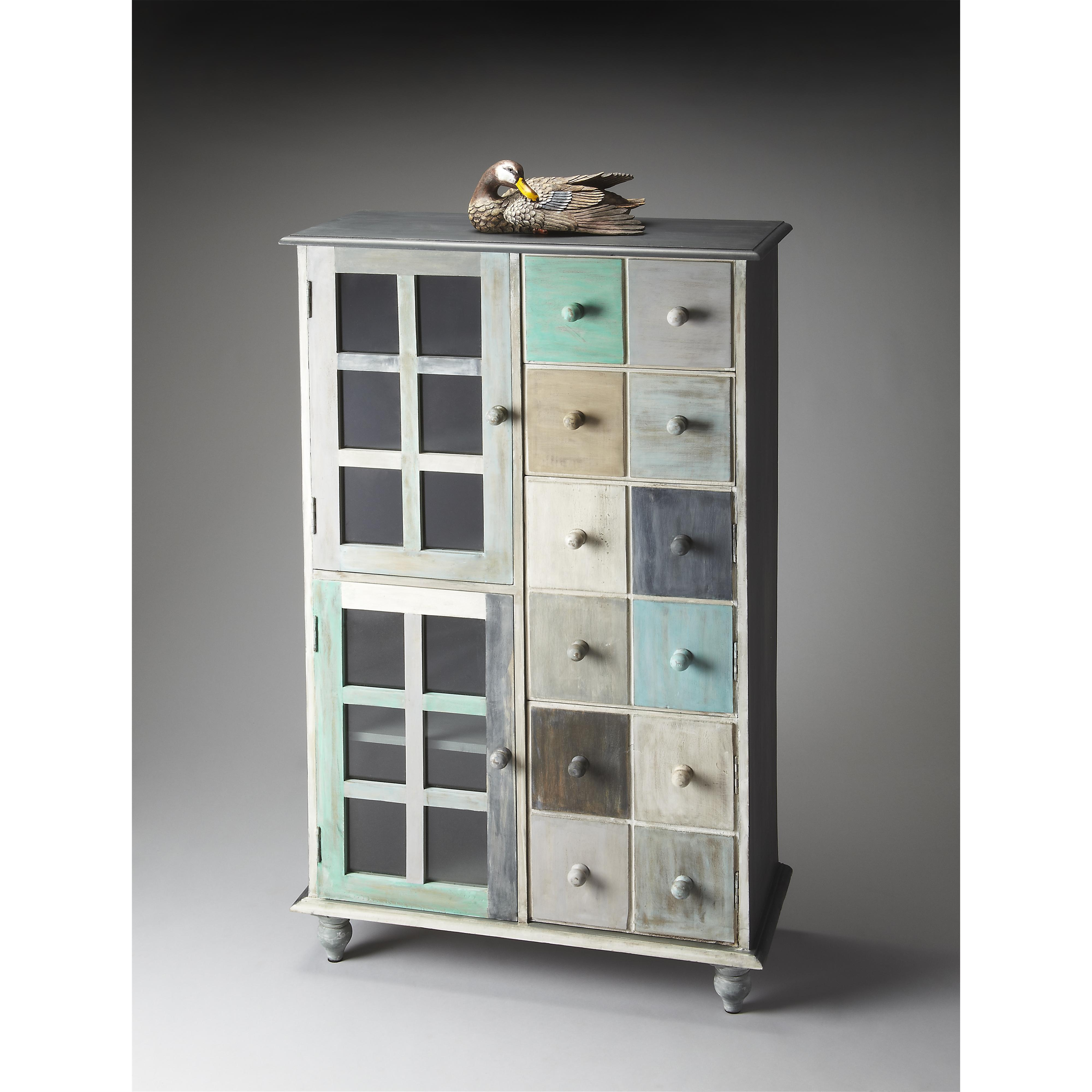 Artifacts Accent Chest by Butler Specialty Company at Mueller Furniture