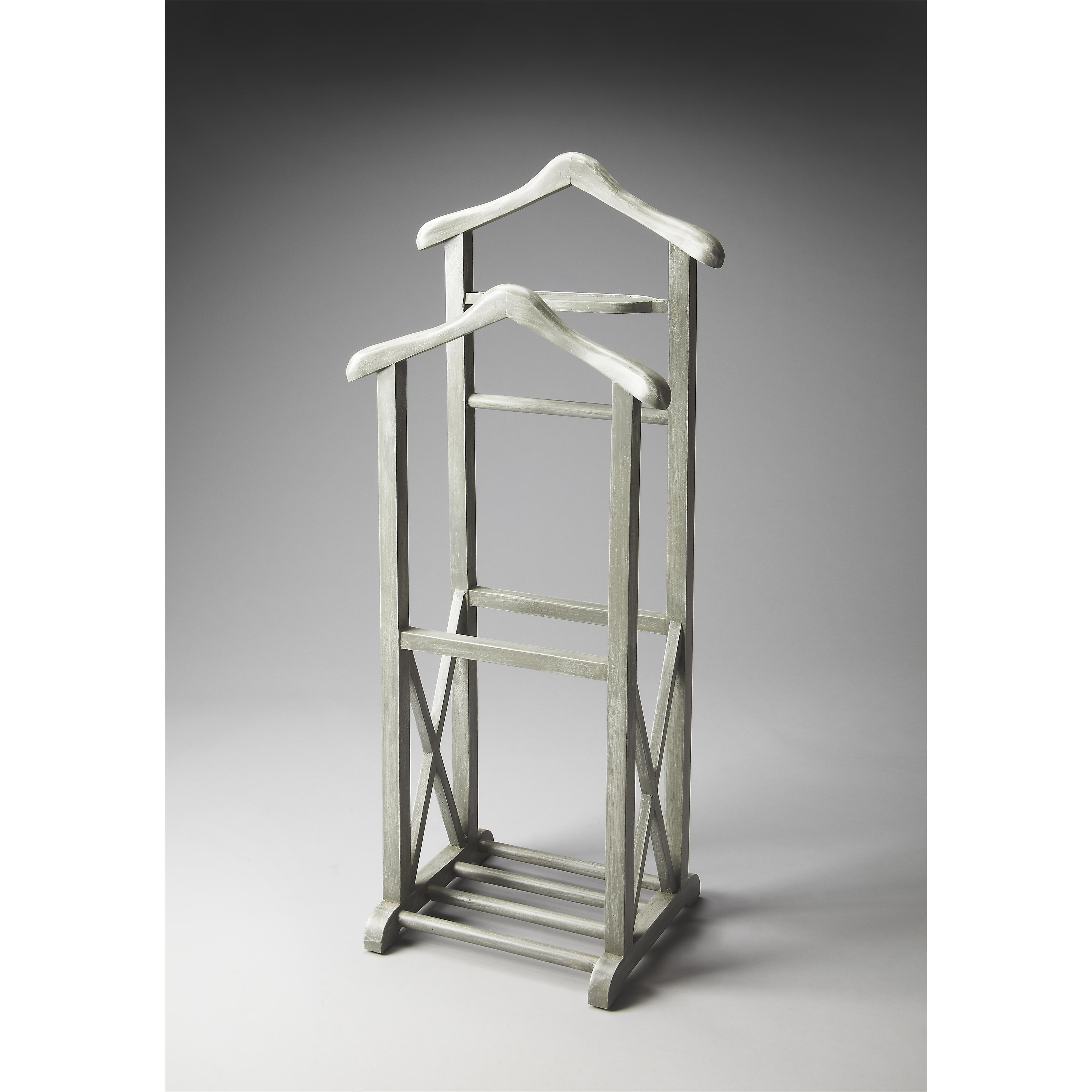Artifacts Valet Stand by Butler Specialty Company at Mueller Furniture