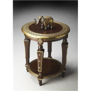Butler Specialty Company Artifacts Accent Table
