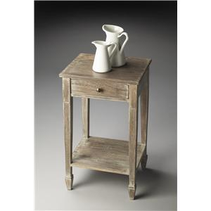 Butler Specialty Company Artifacts Side Table