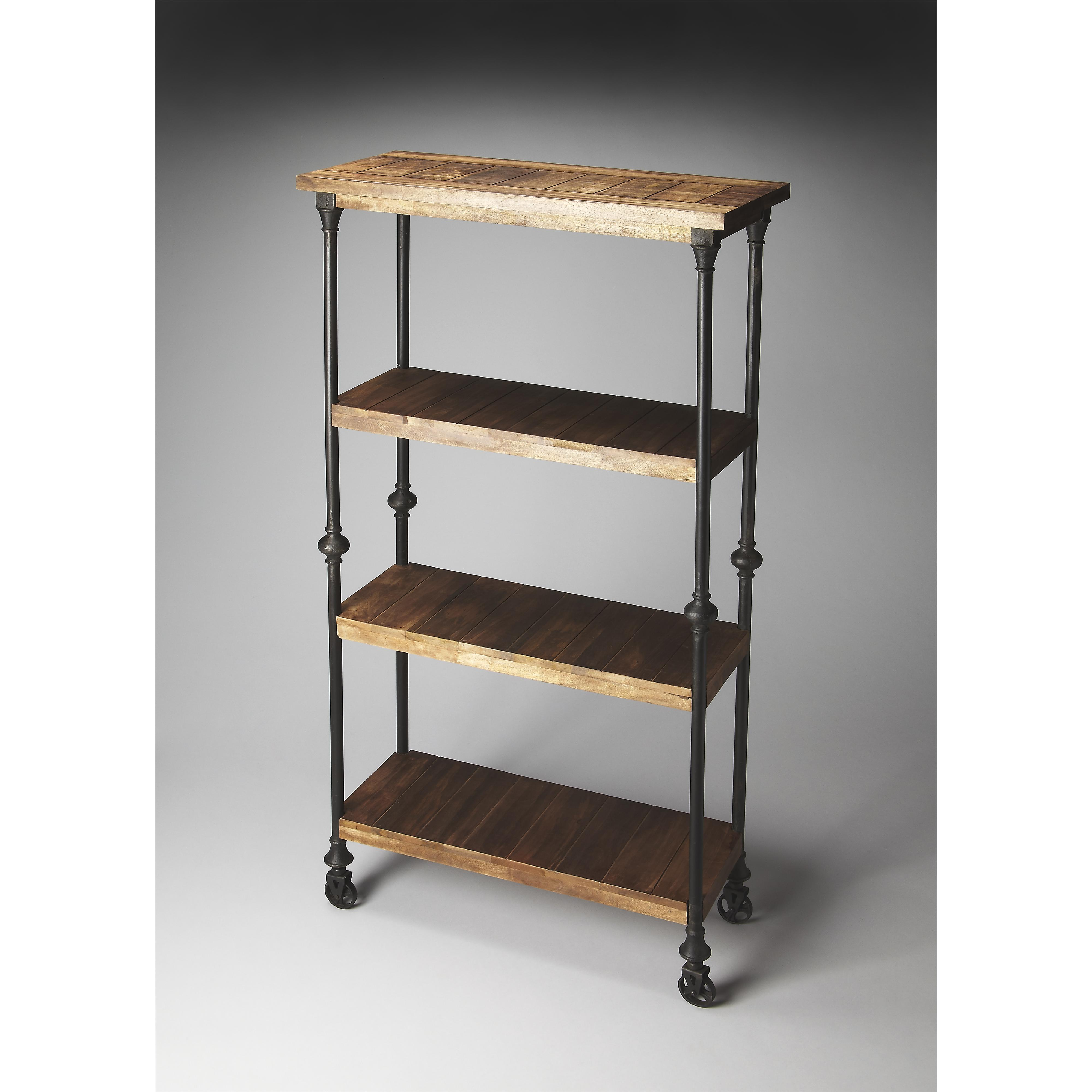 Artifacts Bookcase by Butler Specialty Company at Mueller Furniture