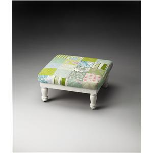 Hildy Patchwork Stool