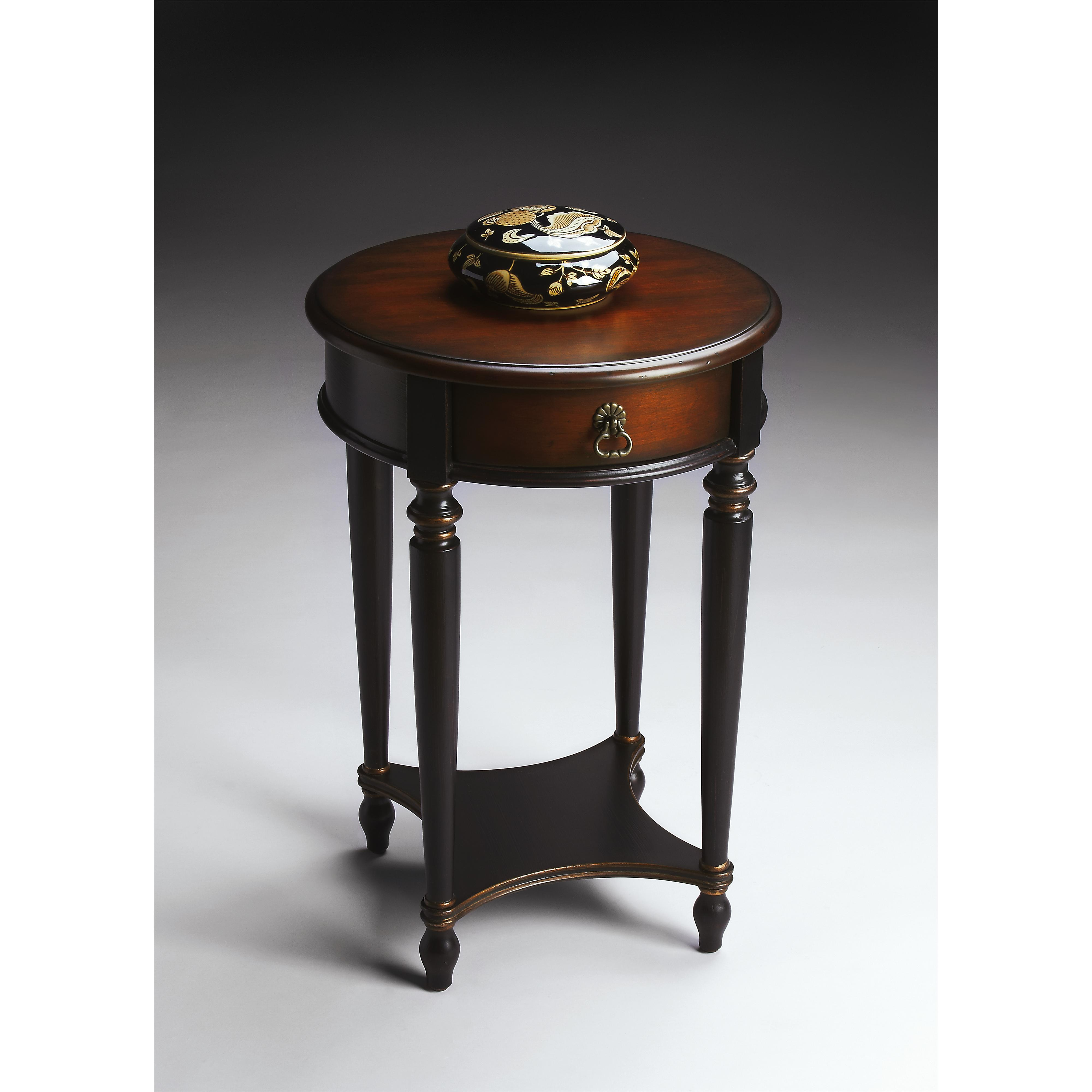 Artist's Originals Accent Table by Butler Specialty Company at Mueller Furniture
