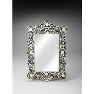 Butler Specialty Company Bone Inlay Wall Mirror