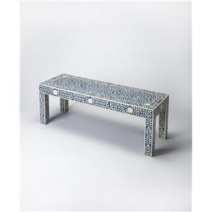 Butler Specialty Company Bone Inlay Bench