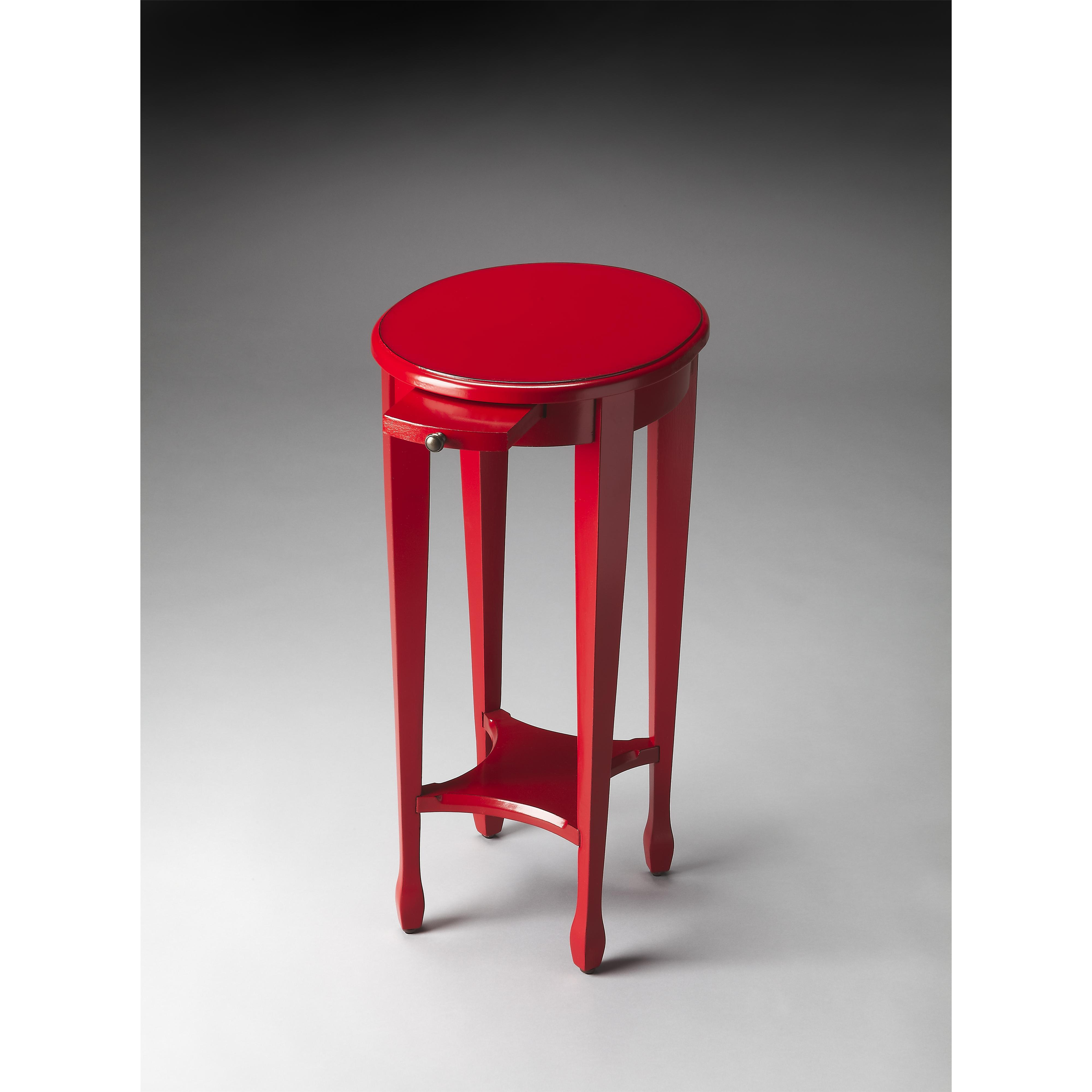 Butler Loft Round Accent Table by Butler Specialty Company at Mueller Furniture