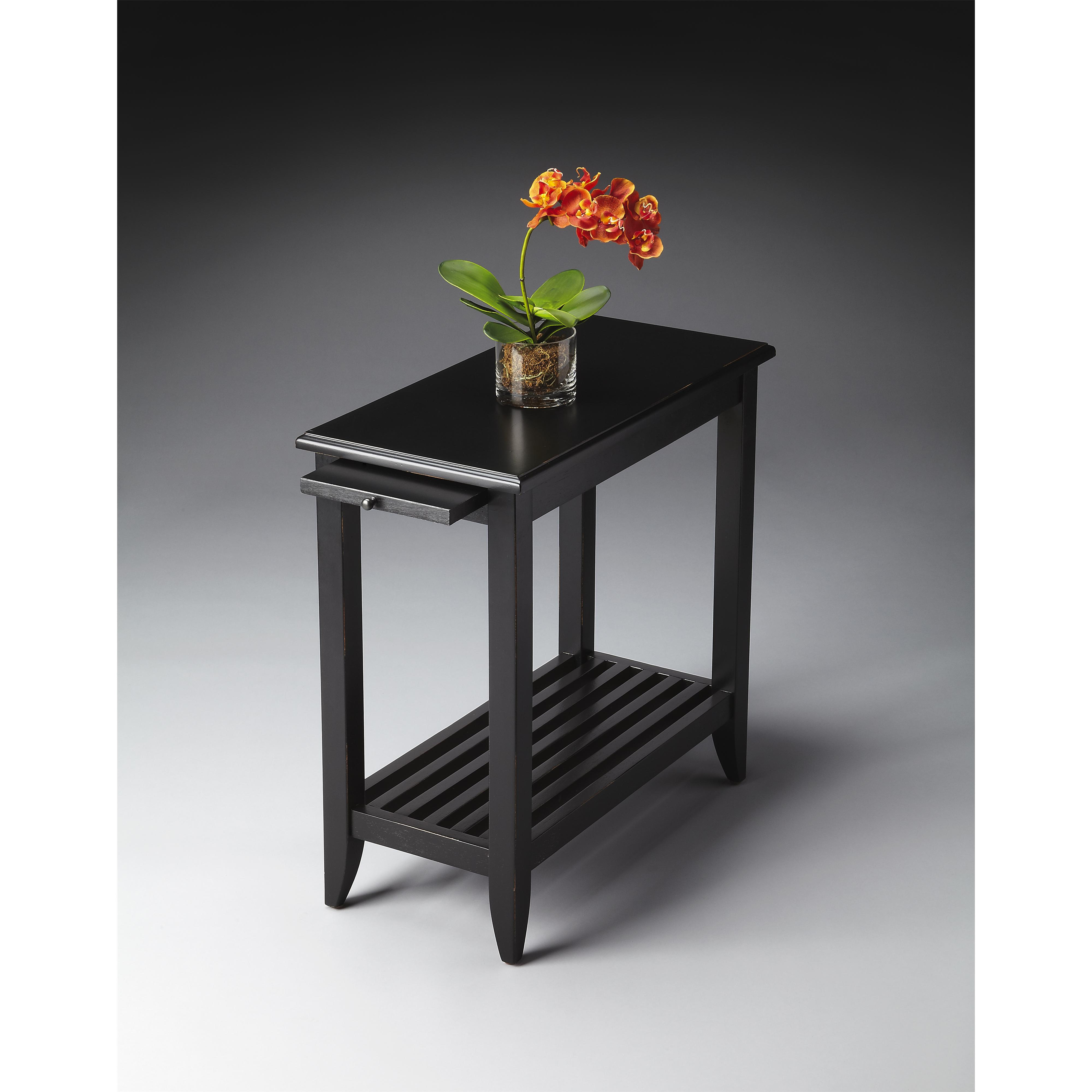 Butler Loft Chairside Table by Butler Specialty Company at Jacksonville Furniture Mart