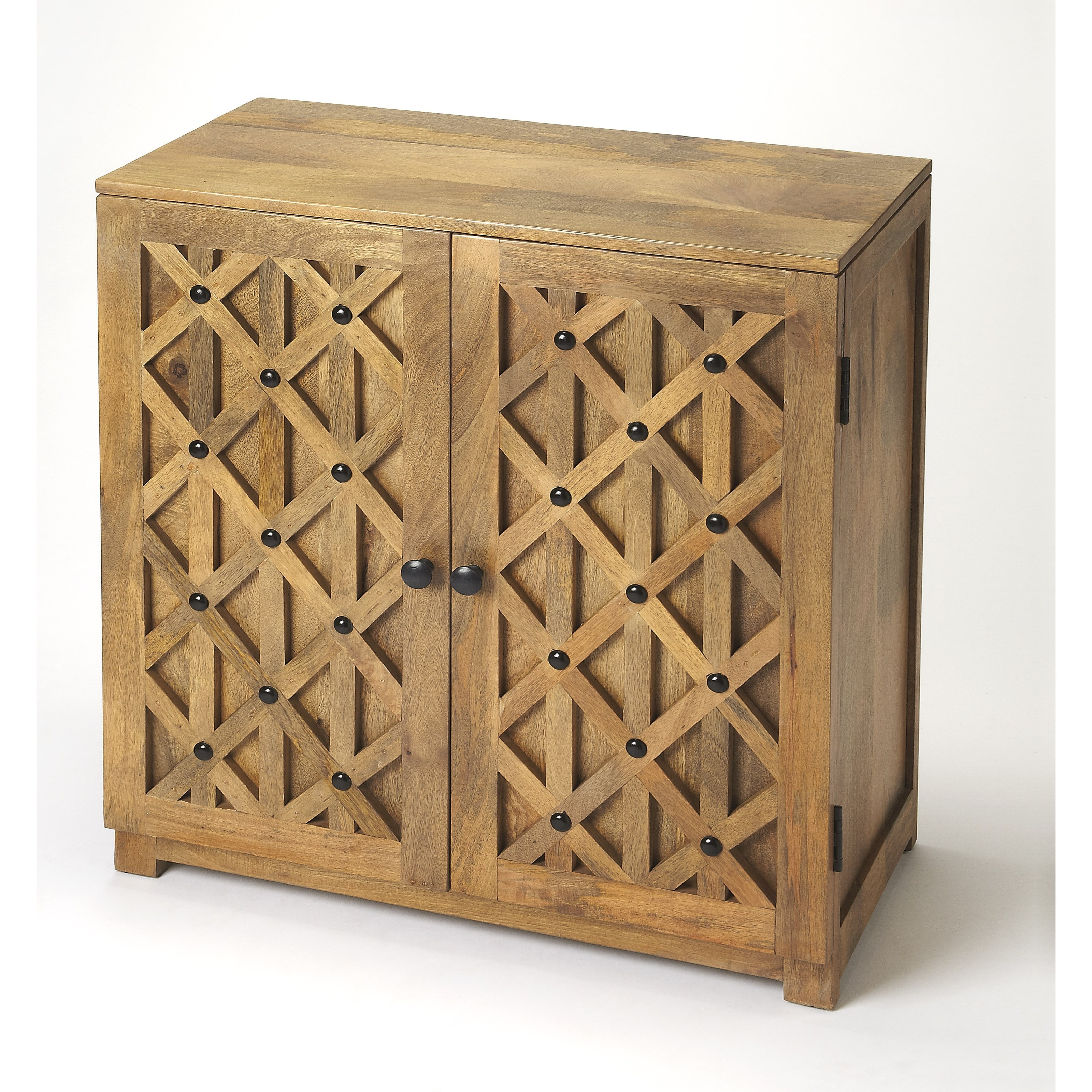 Butler Loft Console Cabinet by Butler Specialty Company at Jacksonville Furniture Mart