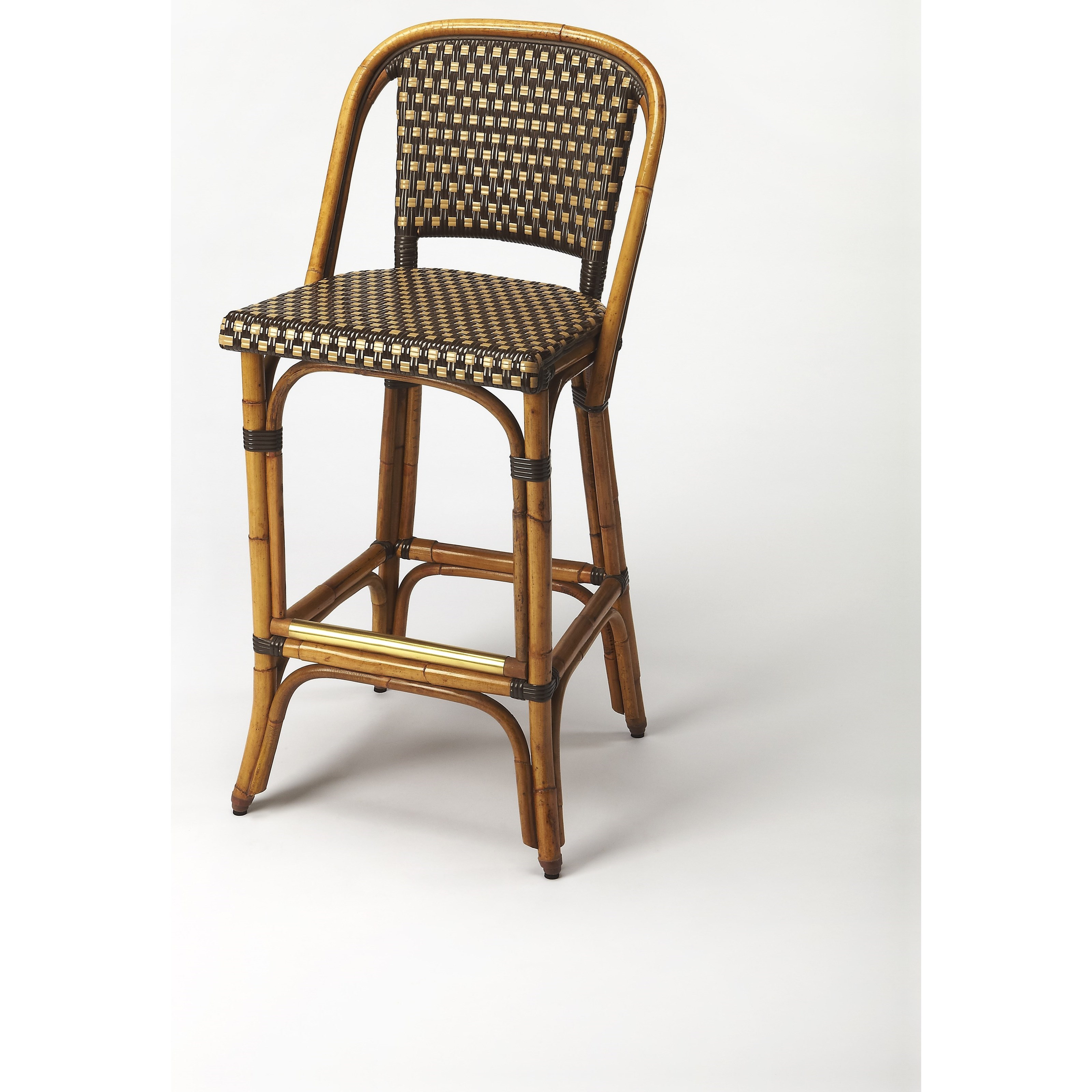 Designers Edge Barstool by Butler Specialty Company at Mueller Furniture