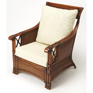 Arihi Rattan Club Chair