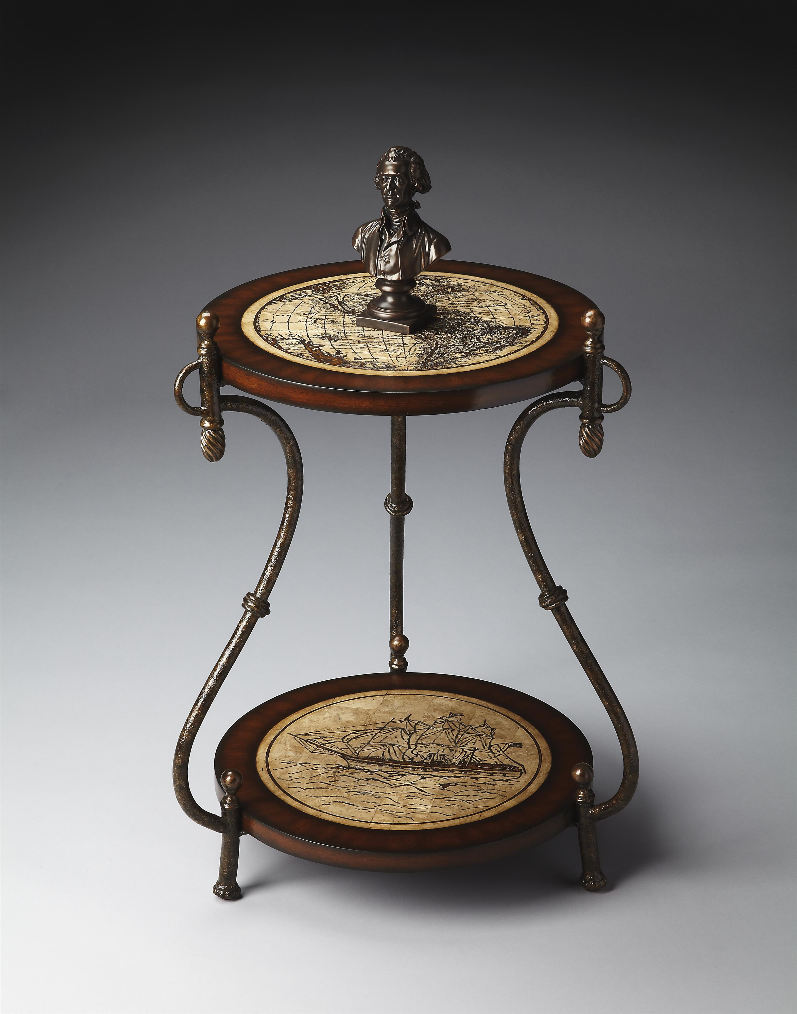 Heritage Accent Table by Butler Specialty Company at Mueller Furniture