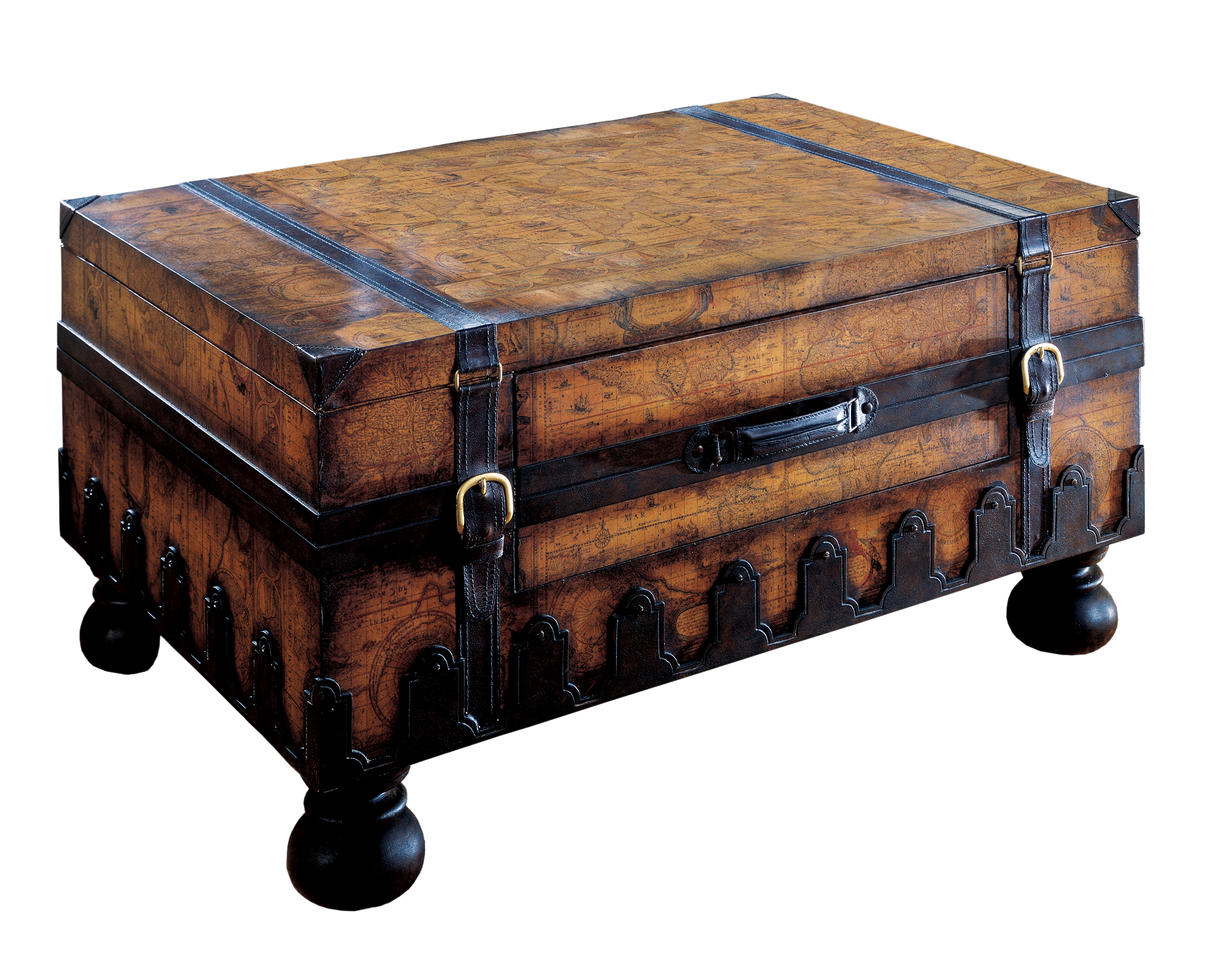 Heritage Trunk Table by Butler Specialty Company at Mueller Furniture