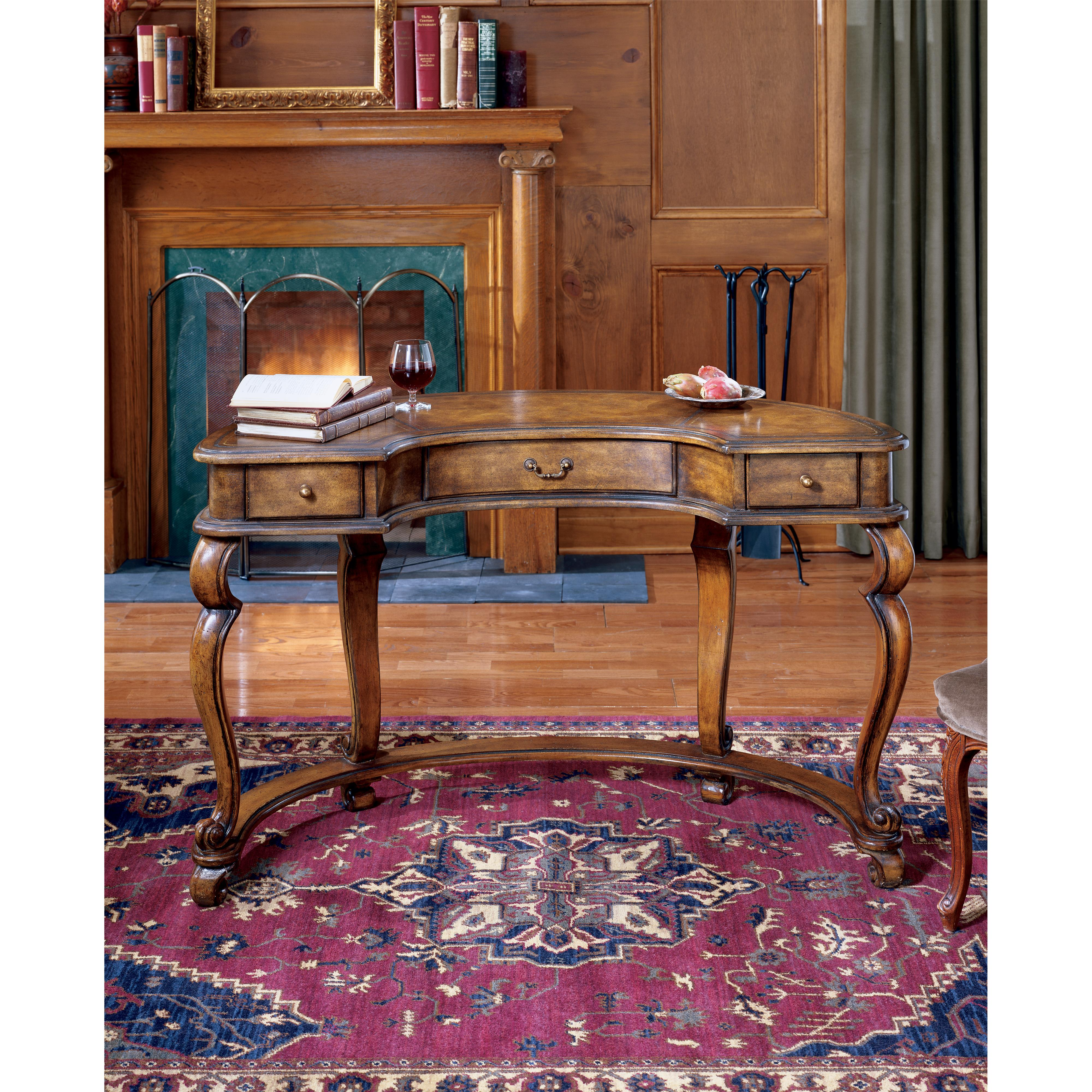 Heritage Desk by Butler Specialty Company at Mueller Furniture