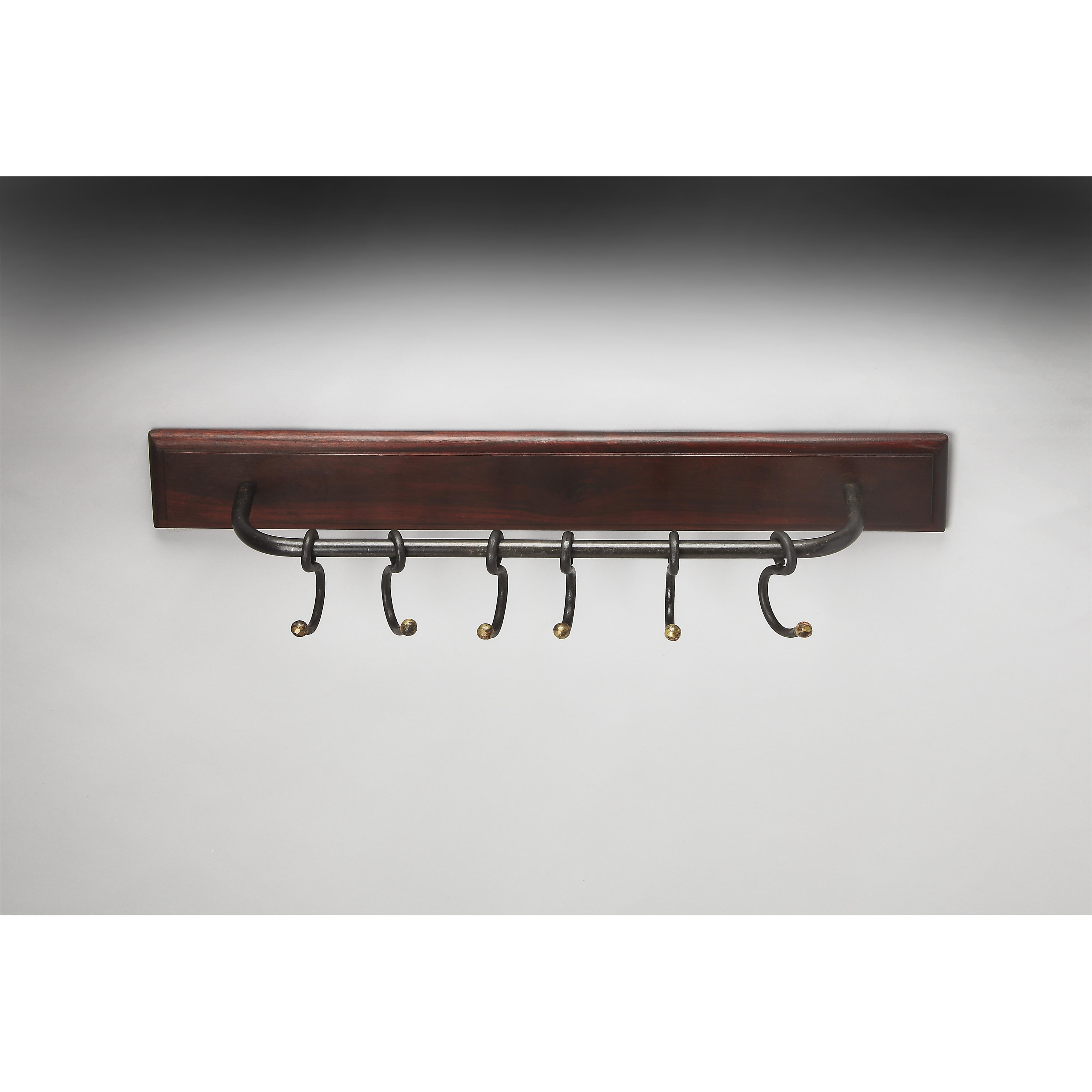 Hors D'oeuvres Wall Rack by Butler Specialty Company at Mueller Furniture