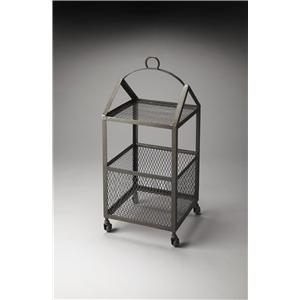 Butler Specialty Company Industrial Chic Chairside Table
