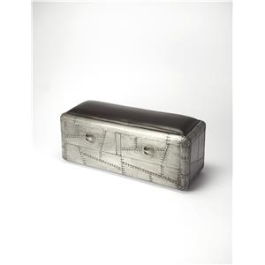 Butler Specialty Company Industrial Chic Storage Bench