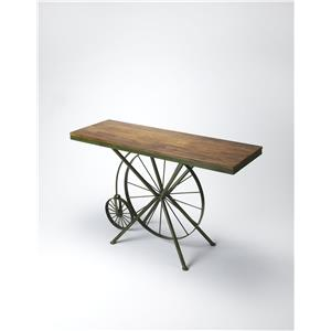 Butler Specialty Company Industrial Chic Console Table