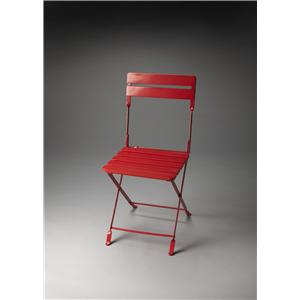 Butler Specialty Company Industrial Chic Folding Chair