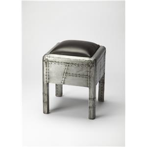 Butler Specialty Company Industrial Chic Bunching Ottoman