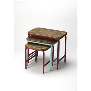 Butler Specialty Company Industrial Chic Nesting Tables