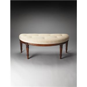 Butler Specialty Company Masterpiece  Demilune Bench
