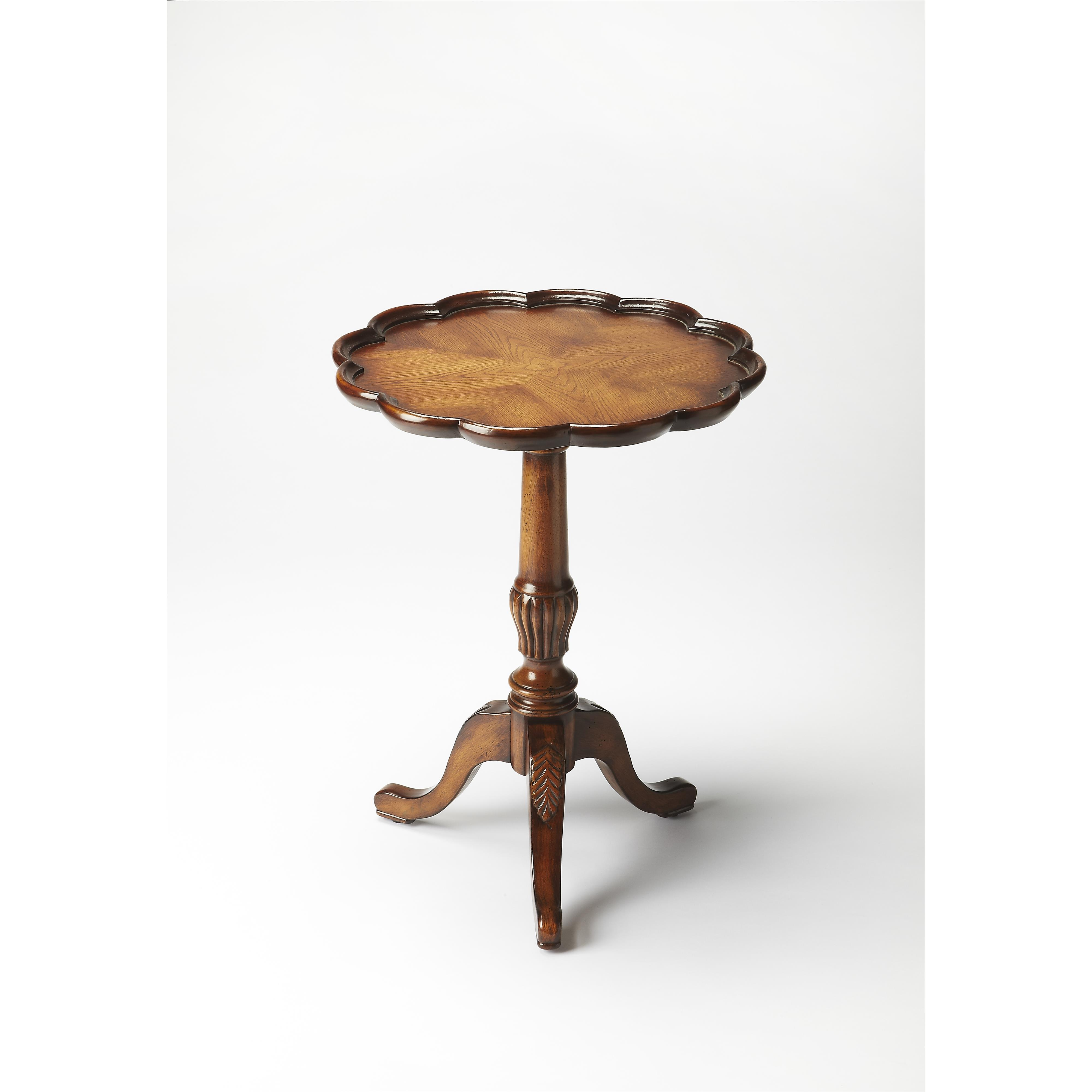 Masterpiece  Pedestal Table by Butler Specialty Company at Mueller Furniture