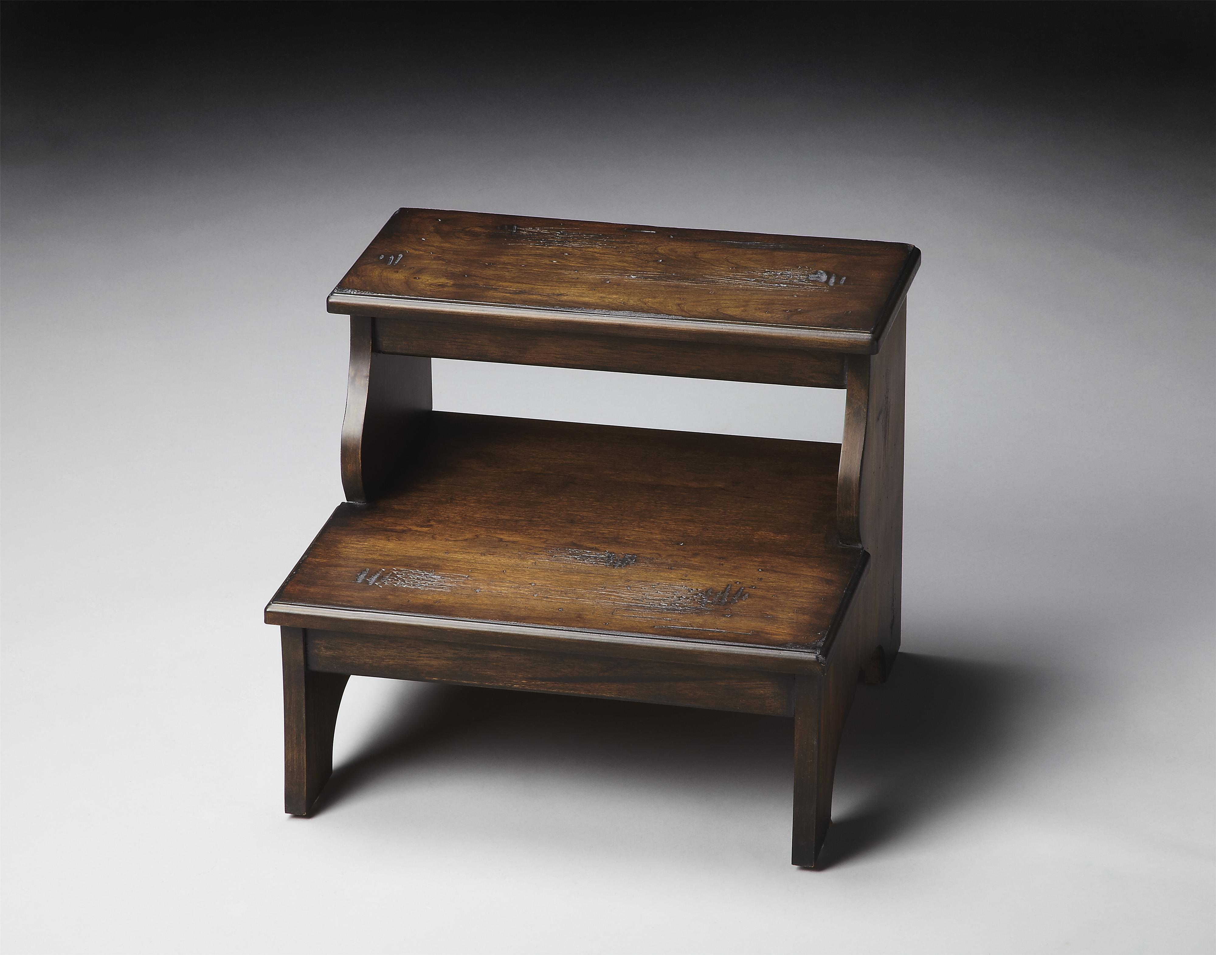 Masterpiece Step Stool by Butler Specialty Company at Mueller Furniture