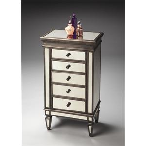 Butler Specialty Company Masterpiece Jewelry Chest