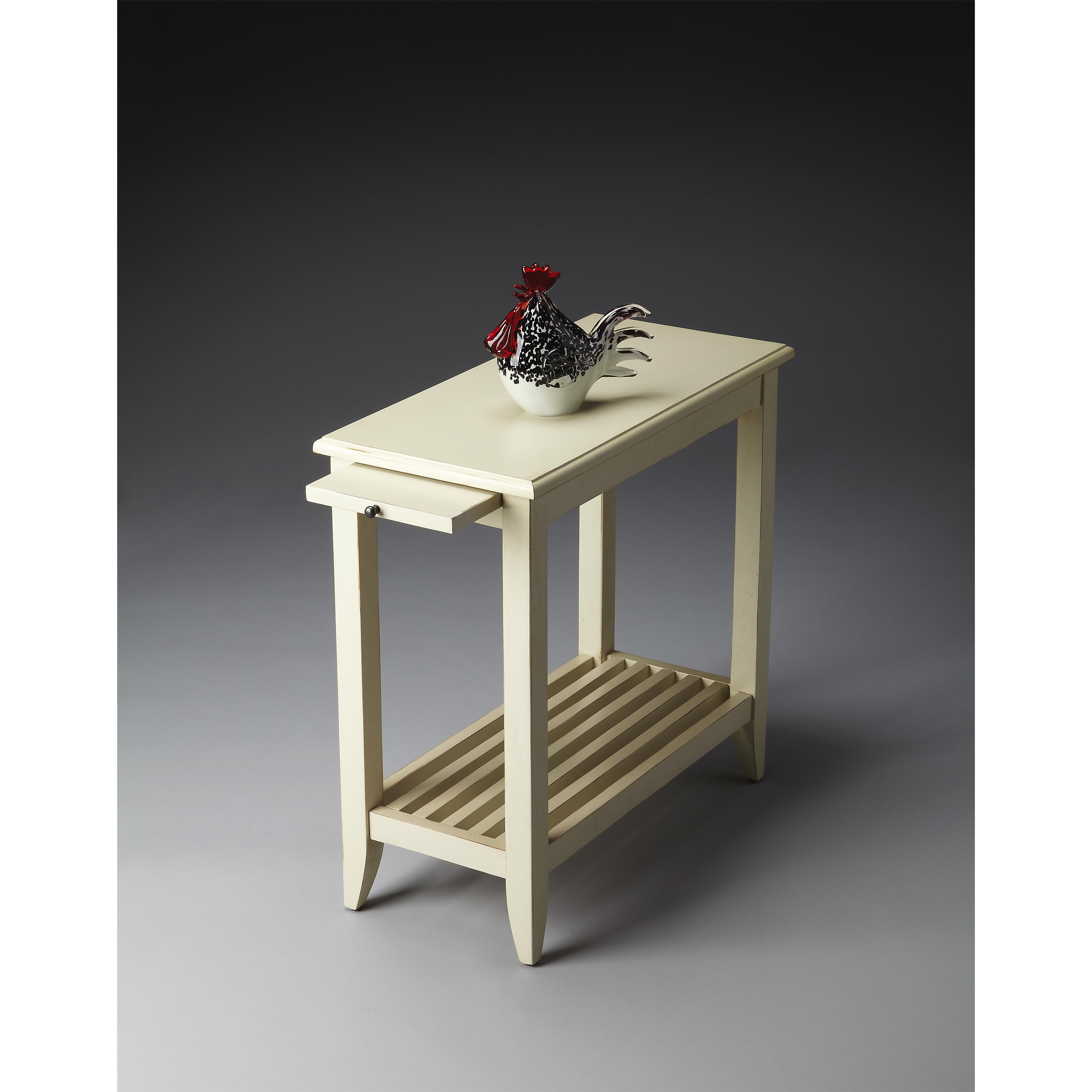 Masterpiece Chairside Table by Butler Specialty Company at Mueller Furniture