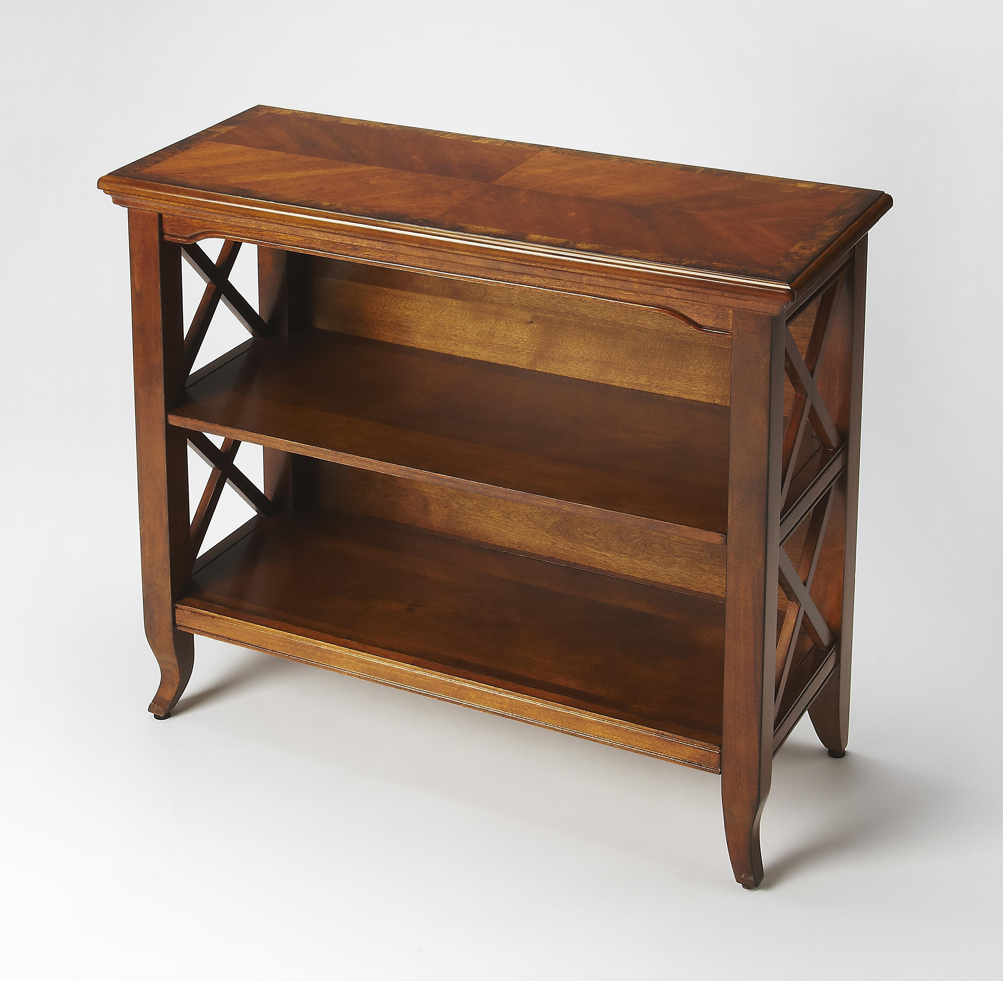 Masterpiece  Low Bookcase by Butler Specialty Company at Mueller Furniture