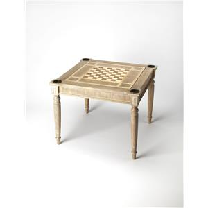 Vincent Driftwood Multi-game Card Table