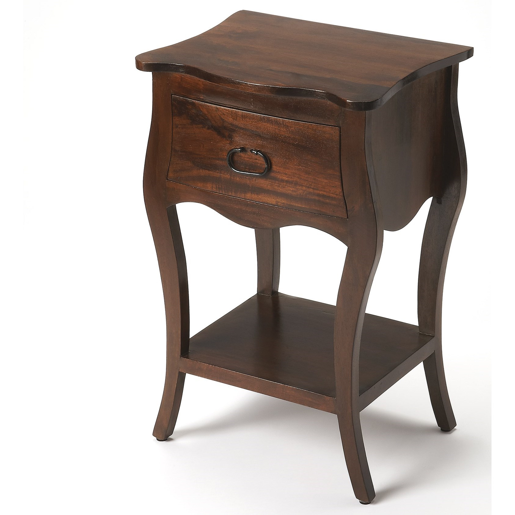Masterpiece  Nightstand by Butler Specialty Company at Mueller Furniture