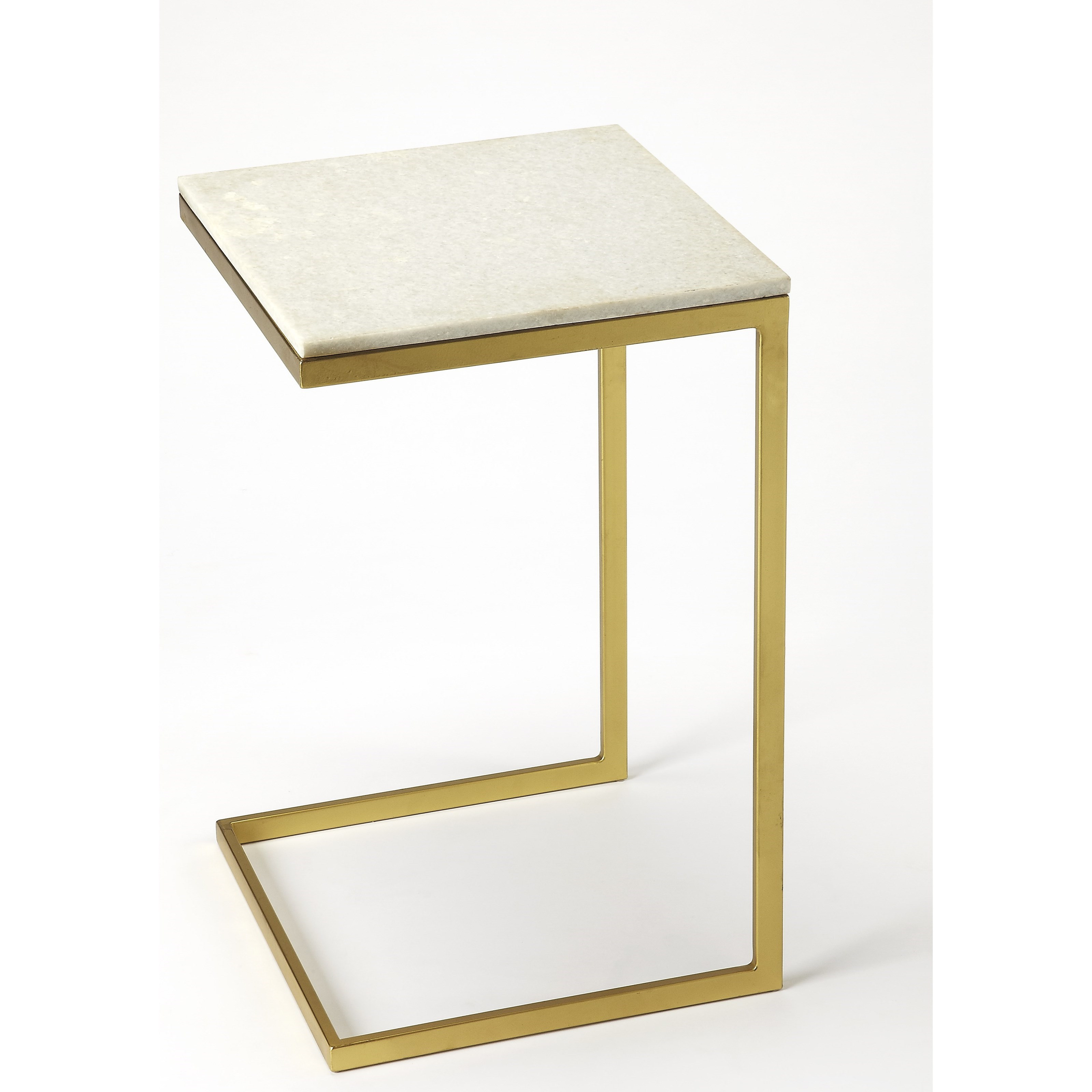 Metalworks End Table by Butler Specialty Company at Mueller Furniture
