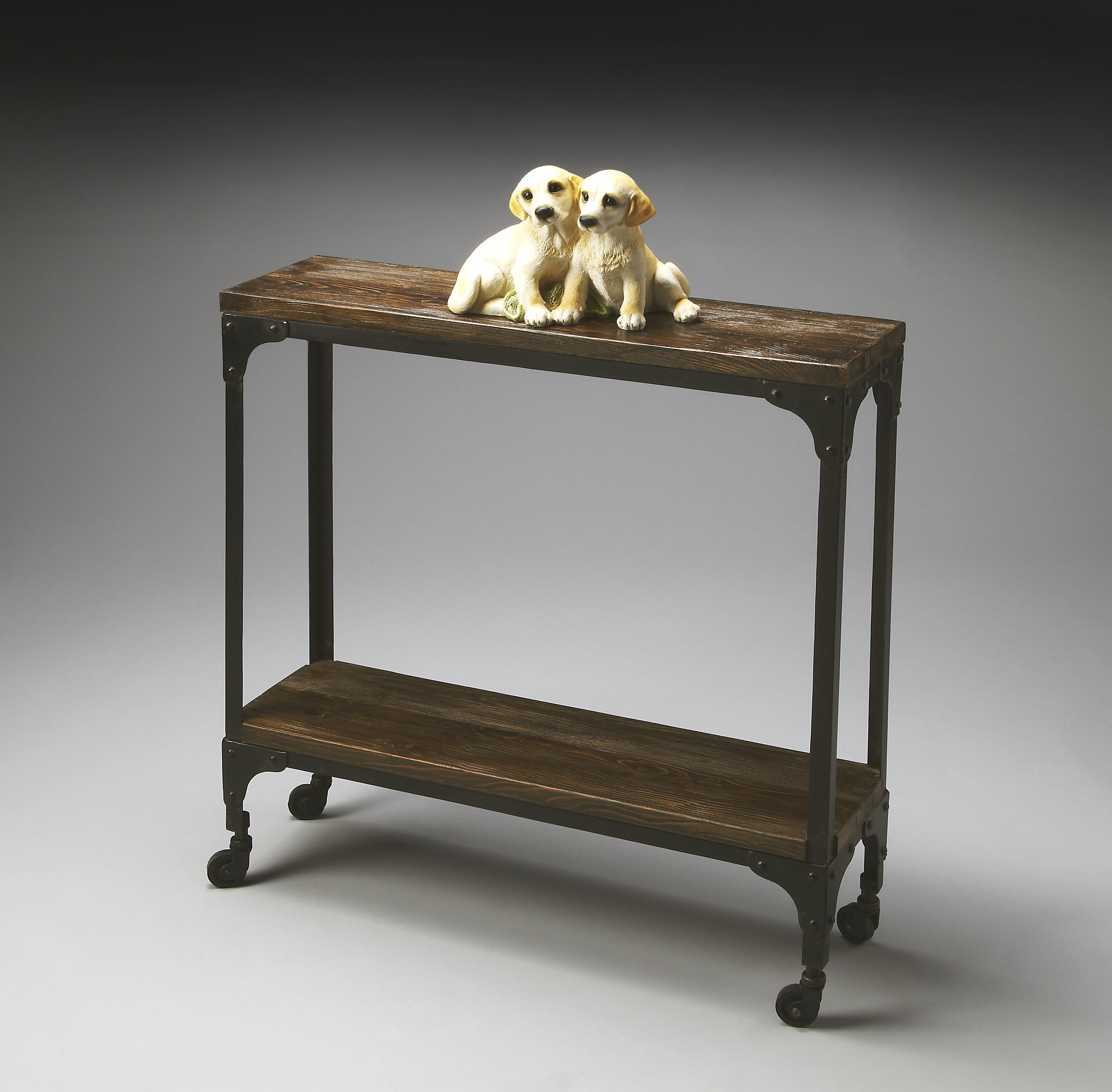 Mountain Lodge Console Table by Butler Specialty Company at Mueller Furniture