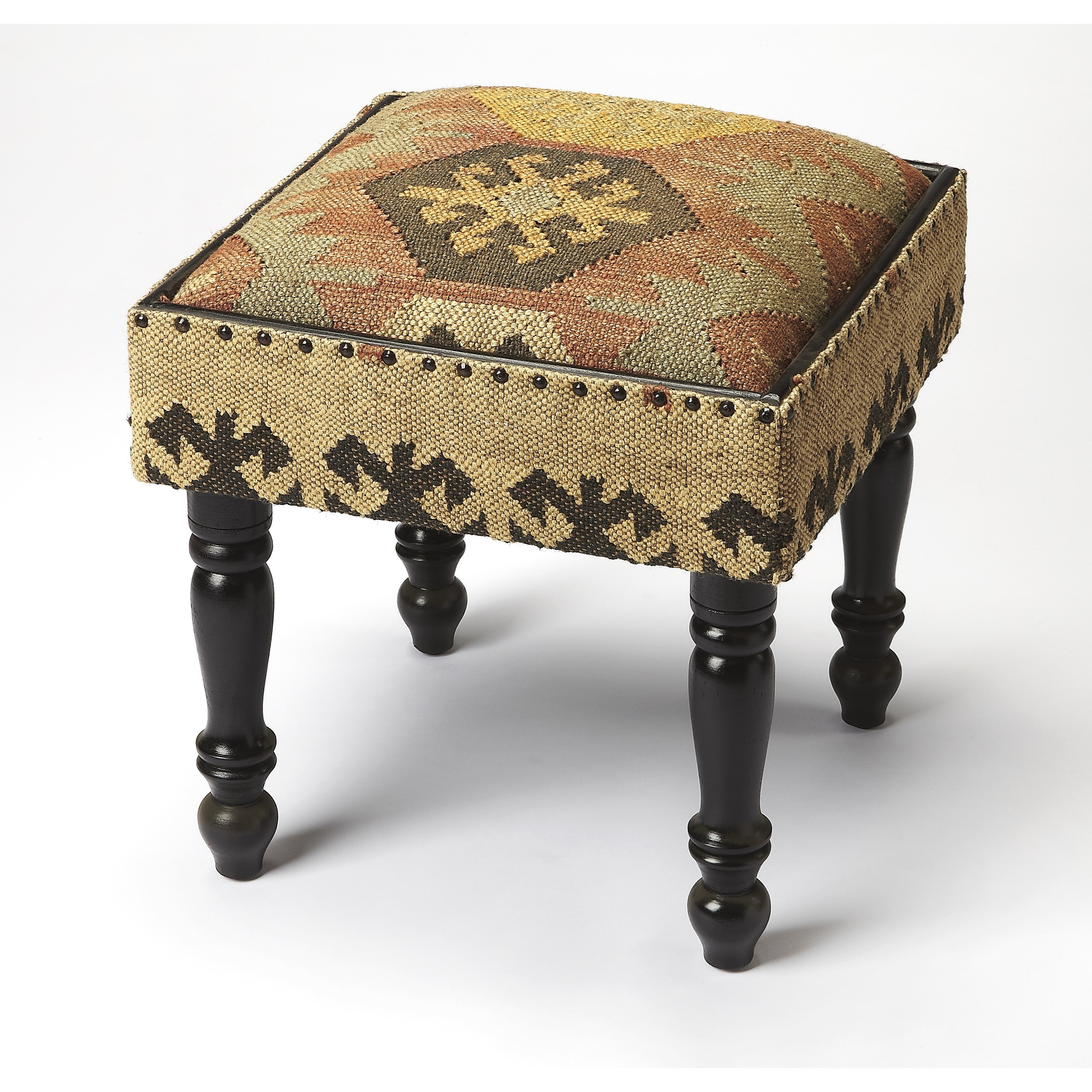 Mountain Lodge Stool by Butler Specialty Company at Mueller Furniture