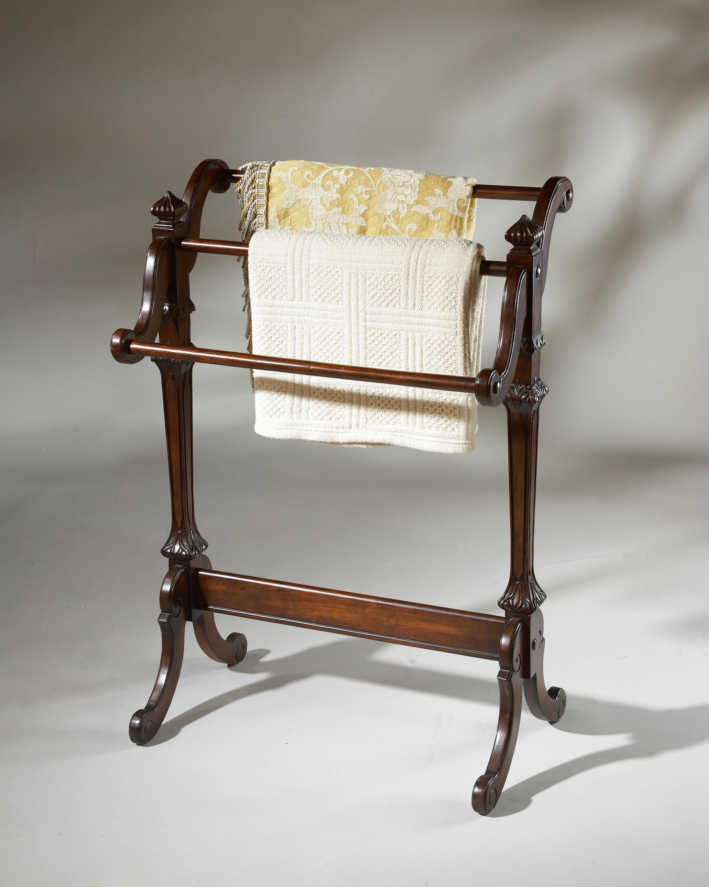 Plantation Cherry Blanket Stand by Butler Specialty Company at Mueller Furniture