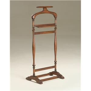 Butler Specialty Company Plantation Cherry Valet Stand