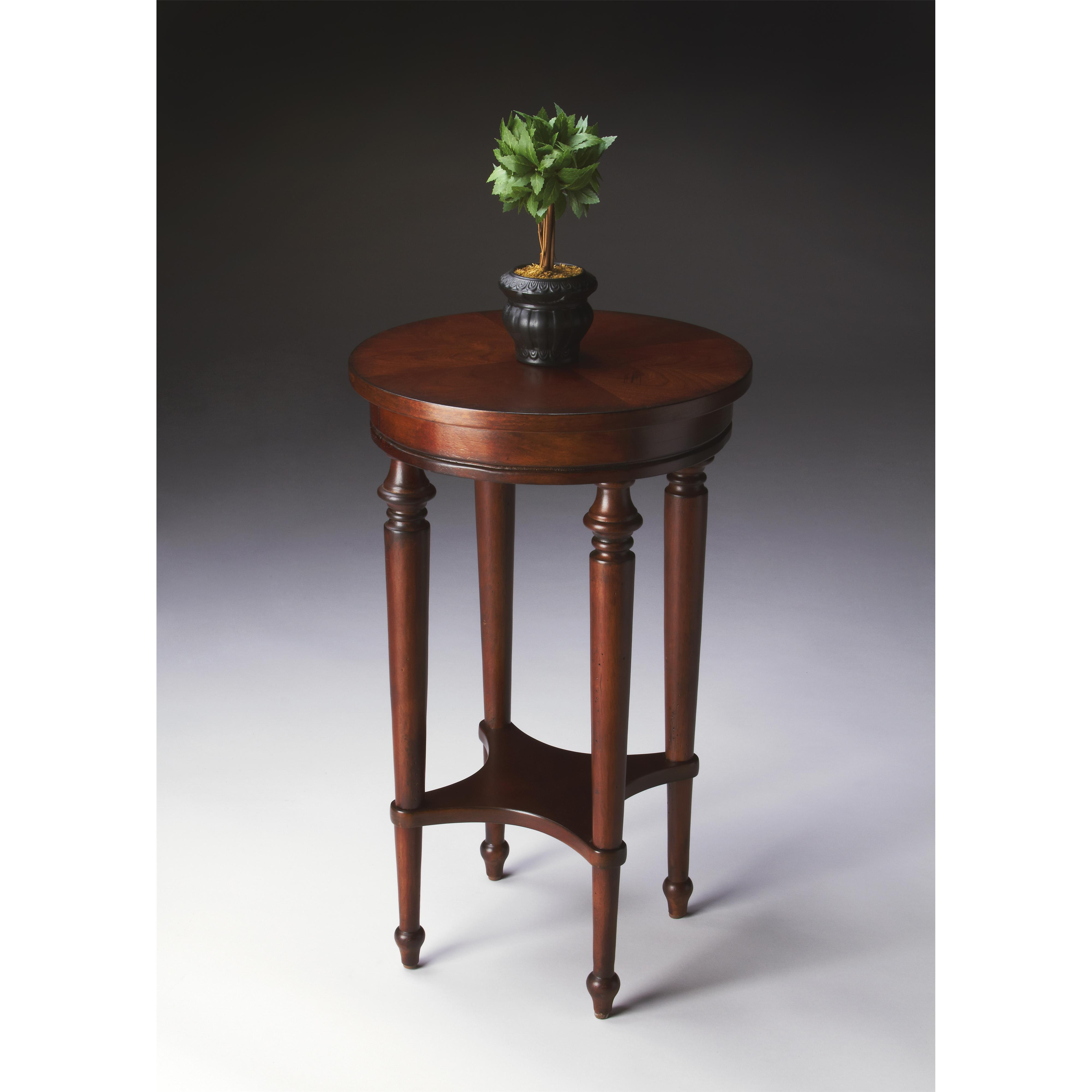 Plantation Cherry Accent Table by Butler Specialty Company at Mueller Furniture