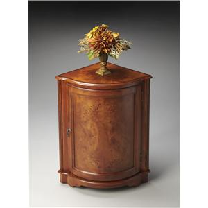 Butler Specialty Company Plantation Cherry Corner Cabinet